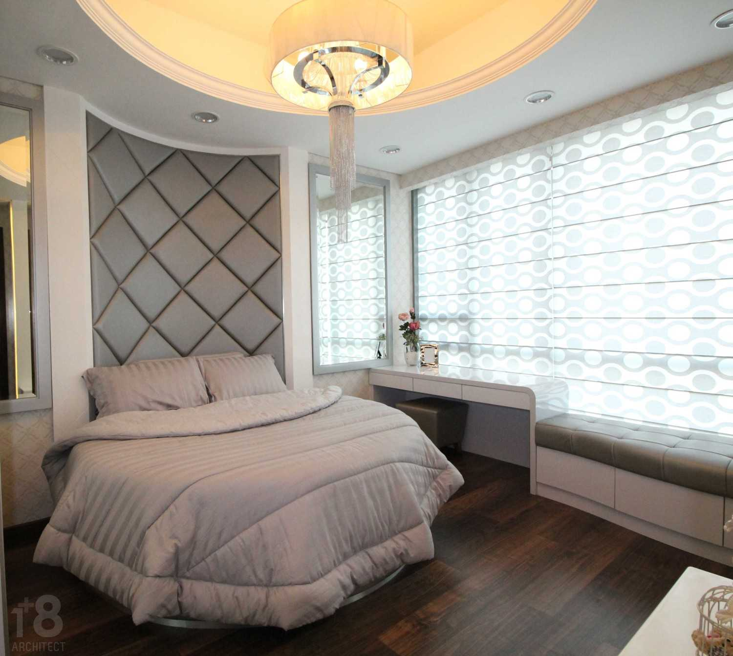 1+8 Architect St. Moritz, Presidential Tower Suite Room Jakarta, Indonesia Jakarta, Indonesia Bedroom Modern 23007