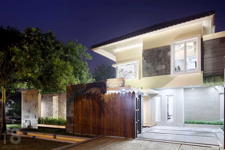 1+8 Architect 420 Residence Jakarta, Indonesia Jakarta, Indonesia Facade Minimalis,tropis,wood,modern 23032