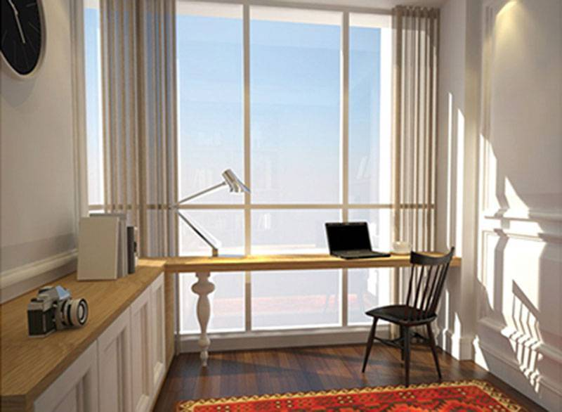 Farissa Achmadi Apartment Unit At Kemang Jakarta, Indonesia Jakarta, Indonesia Work-Room Modern 5182