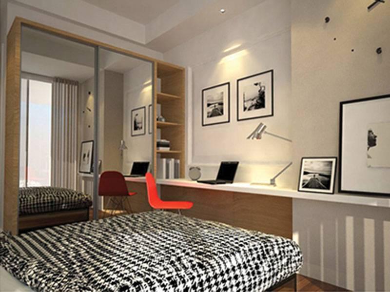 Farissa Achmadi Apartment Unit At Kemang Jakarta, Indonesia Jakarta, Indonesia Bed-Room Modern 5183