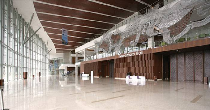 Farissa Achmadi Convention Centre At Bsd Tangerang, Indonesia Tangerang, Indonesia Lobby  5298