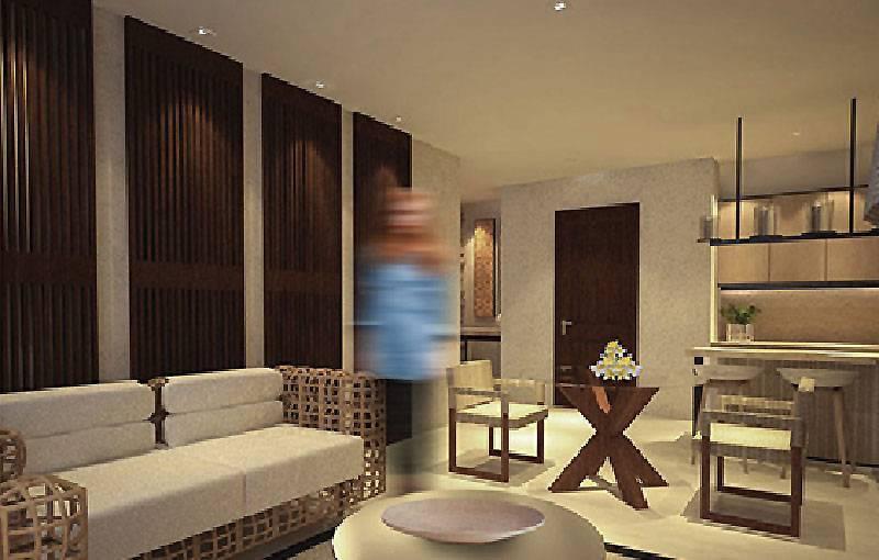 Farissa Achmadi Hotel Room At Tanjung Benoa Bali, Indonesia Bali, Indonesia Living-Room  5320