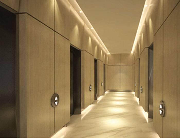 Farissa Achmadi Office And Apartment Superblock At Pancoran Jakarta, Indonesia Jakarta, Indonesia Corridor-2  5329