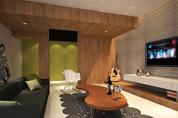 Farissa Achmadi Private Residence At Puri Kembangan Jakarta, Indonesia Jakarta, Indonesia Living-Room-2 Modern 5331