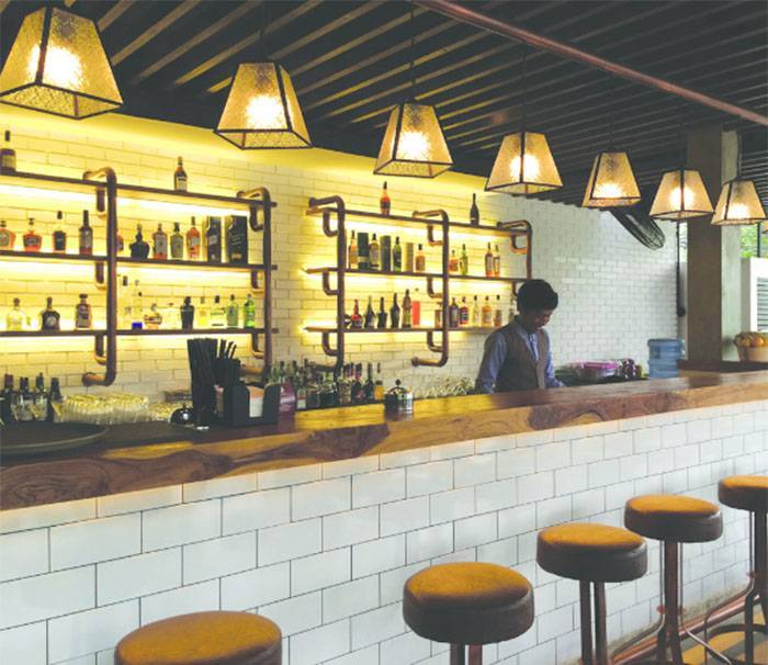 Farissa Achmadi Restaurant At Petitenget Bali, Indonesia Bali, Indonesia Bar  5357