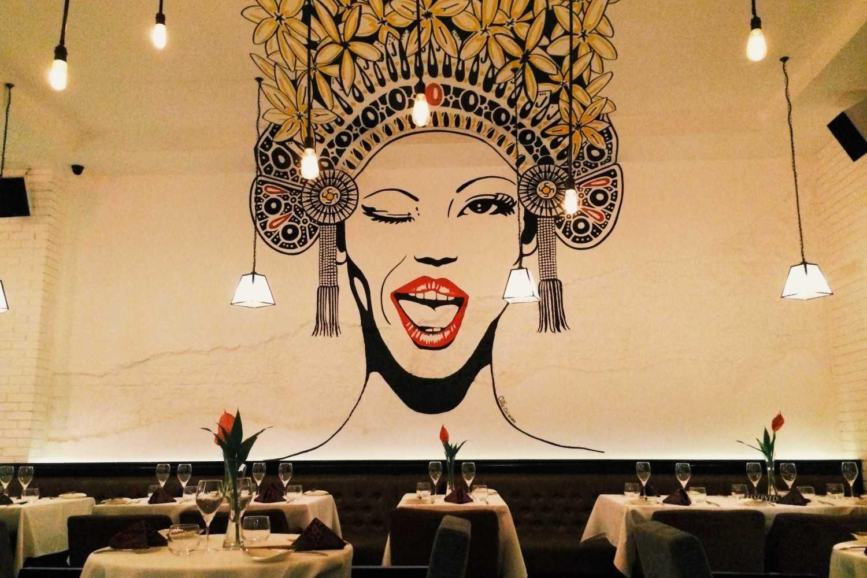 Farissa Achmadi Restaurant At Petitenget Bali, Indonesia Bali, Indonesia Img3712  8653