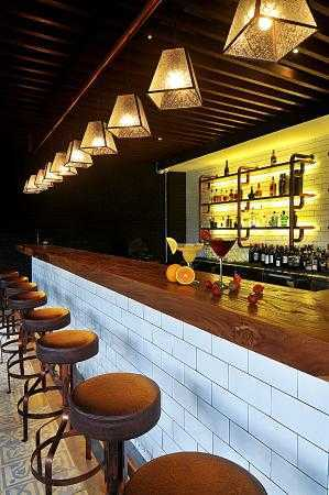Farissa Achmadi Restaurant At Petitenget Bali, Indonesia Bali, Indonesia Bar  8656