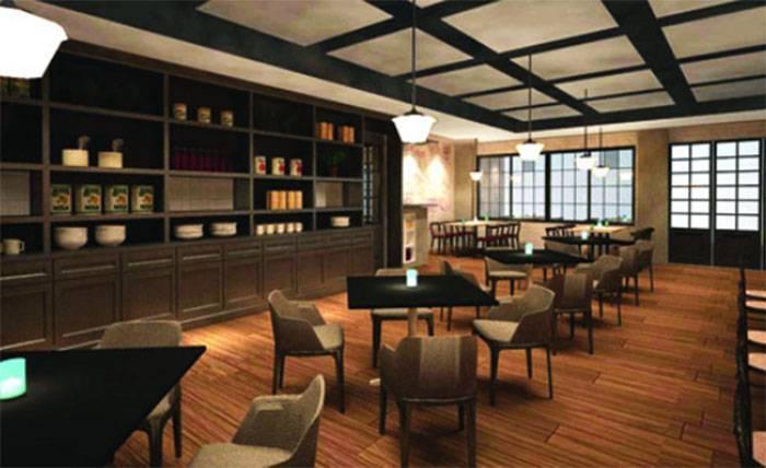 Foto inspirasi ide desain ruang makan industrial Dining-table-1 oleh Farissa Achmadi di Arsitag