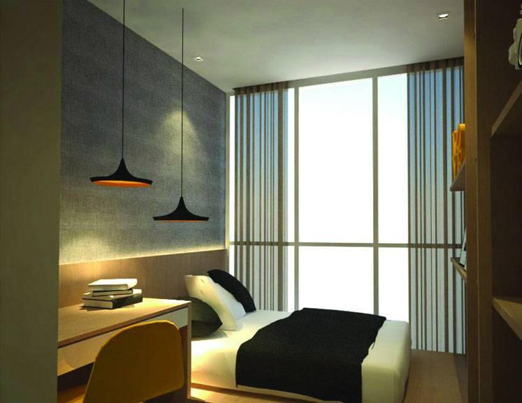 Farissa Achmadi Show Unit Apartment At Pesanggrahan Jakarta, Indonesia Jakarta, Indonesia Bedroom-2 Minimalis 5363