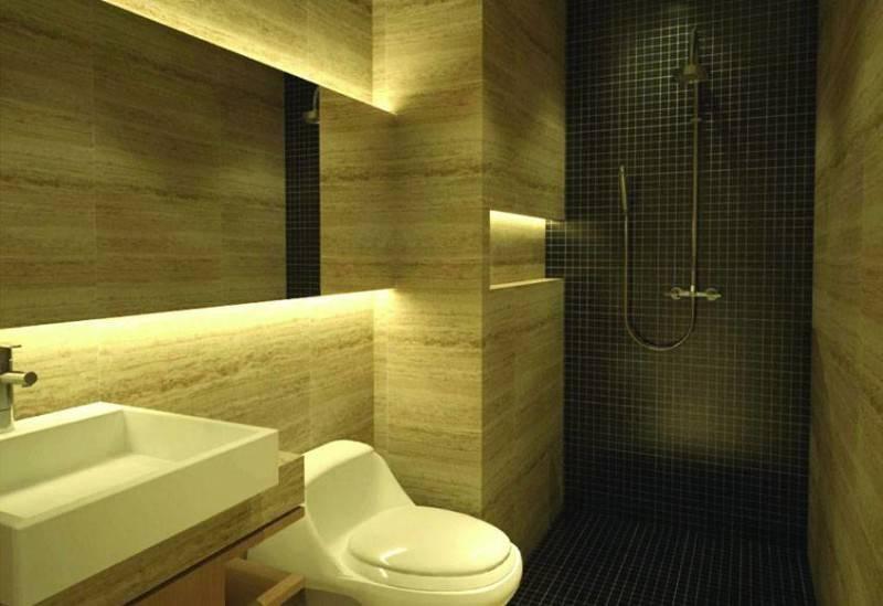 Farissa Achmadi Show Unit Apartment At Pesanggrahan Jakarta, Indonesia Jakarta, Indonesia Bathroom Minimalis 5365