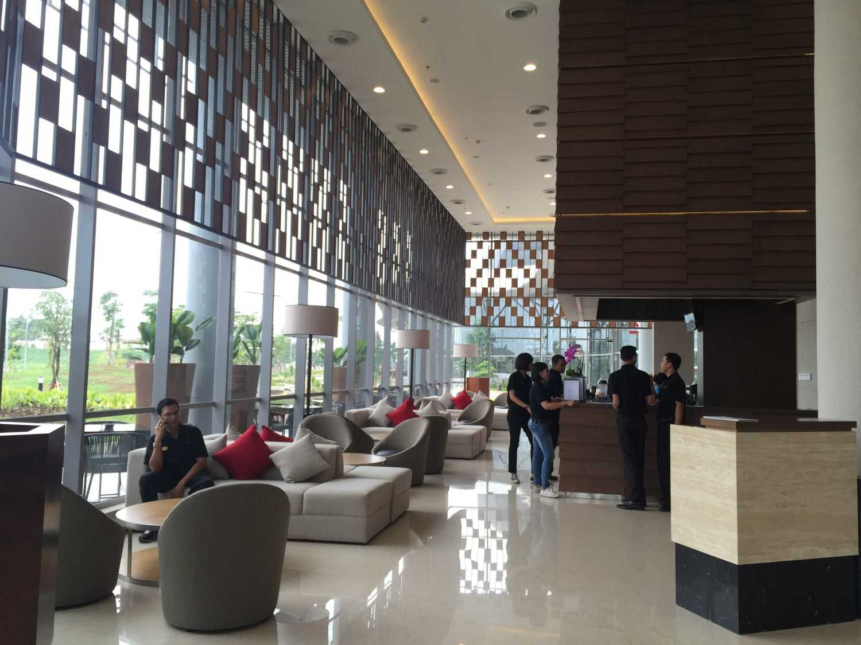 Farissa Achmadi 3 Star Hotel At Bsd Tangerang, Indonesia Tangerang, Indonesia Lobby Kontemporer 8647