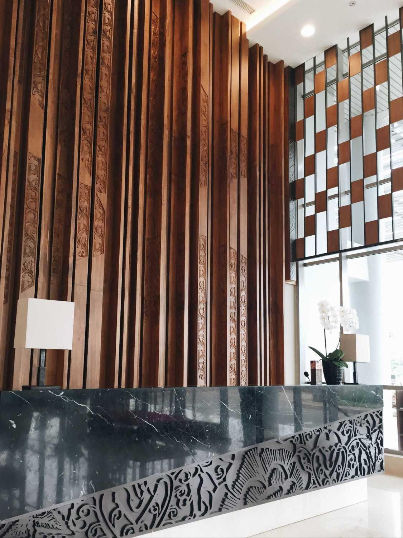Farissa Achmadi 3 Star Hotel At Bsd Tangerang, Indonesia Tangerang, Indonesia Receptionist Desk Kontemporer 8650