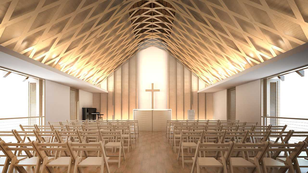 Atelier Ara Gki Church Bandung City, West Java, Indonesia Bandung City, West Java, Indonesia Int-1 Skandinavia 36874