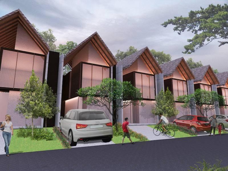 Monokroma Architect Cisauk Landed House Jakarta Jakarta Alternative Unit Kontemporer 826