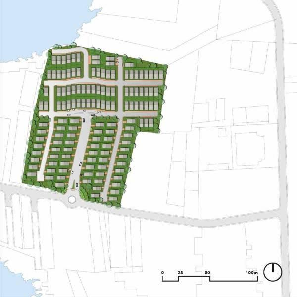 Monokroma Architect Cisauk Landed House Jakarta Jakarta Masterplan Minimalis 829