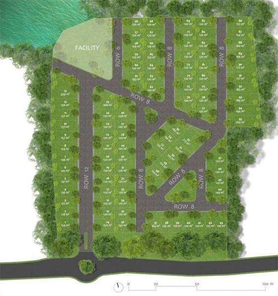 Monokroma Architect Cisauk Landed House Jakarta Jakarta Masterplan Minimalis 837
