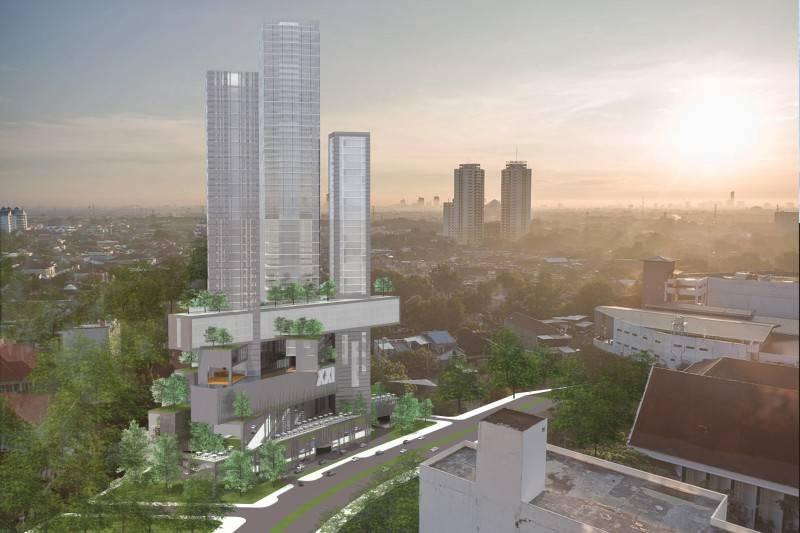 Monokroma Architect Platinum Condominium South Tangerang, Banten South Tangerang, Banten Perspective  6834