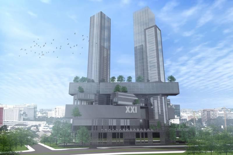 Monokroma Architect Platinum Condominium South Tangerang, Banten South Tangerang, Banten Facade  6835