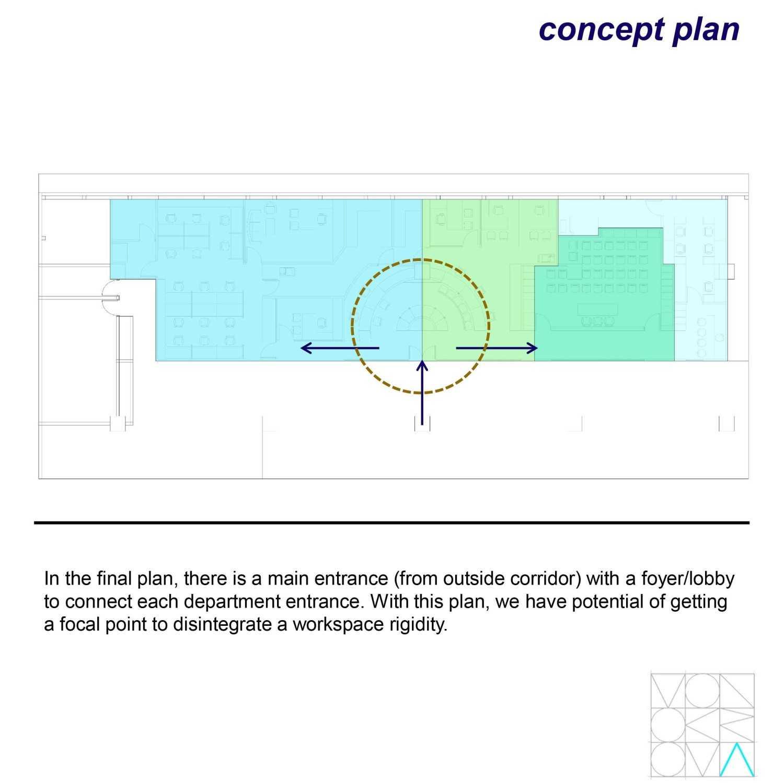 Monokroma Architect Saudi Arabian Airlines Office Soekarno Hatta Airport Terminal 3 Soekarno Hatta Airport Terminal 3 2-Concept-Plan-2 Modern 14739