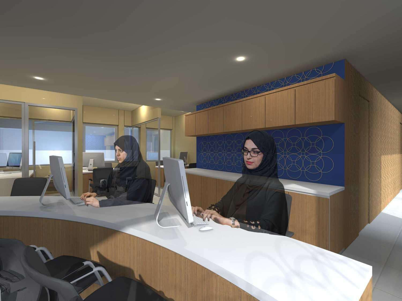 Monokroma Architect Saudi Arabian Airlines Office Soekarno Hatta Airport Terminal 3 Soekarno Hatta Airport Terminal 3 24-In-Flight-Alternative-2 Kontemporer 14766