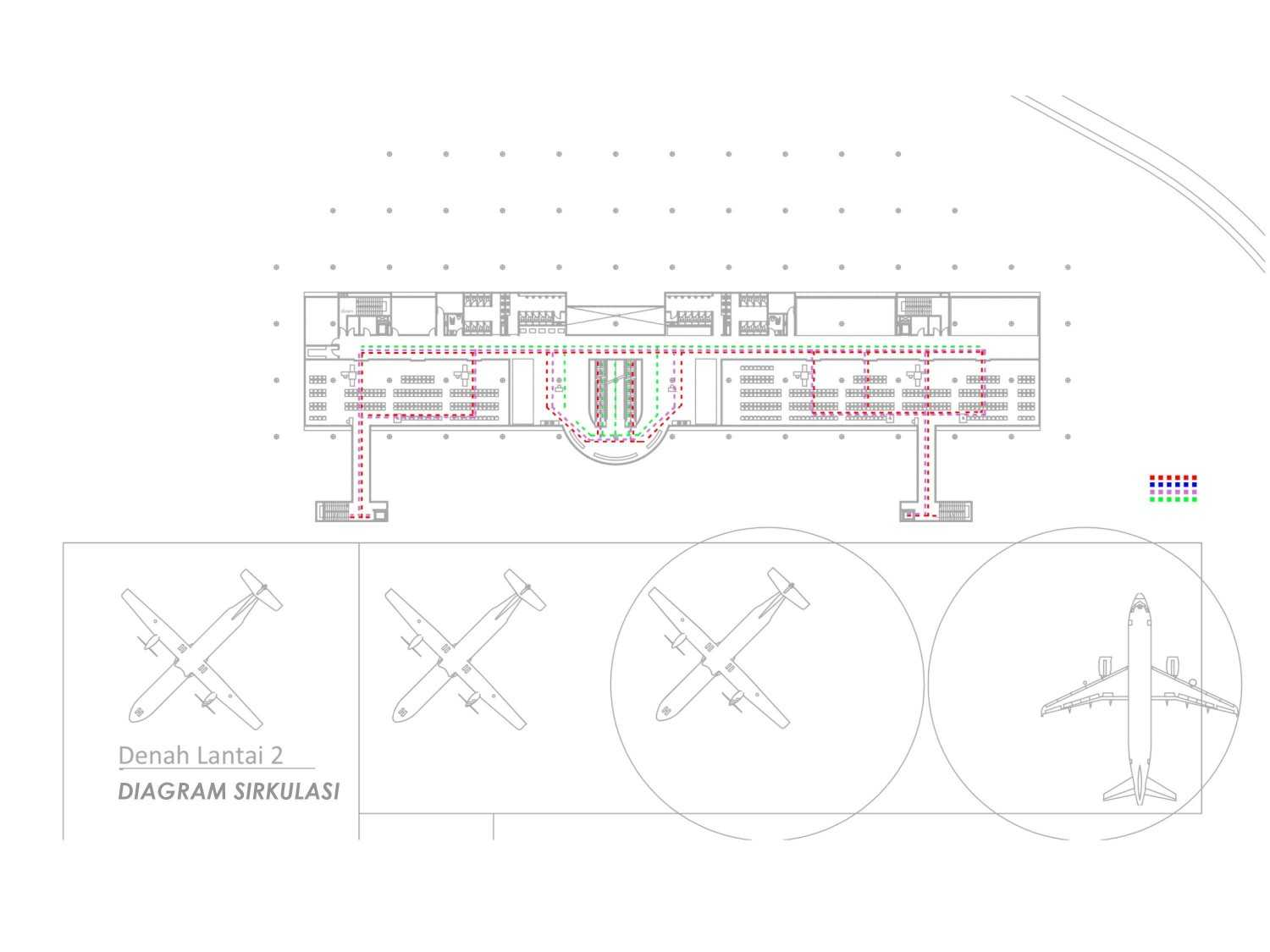 Monokroma Architect Mali Alor Airport  Alor, Ntt Alor, Ntt 10-Thermal-Analysis Kontemporer 14821