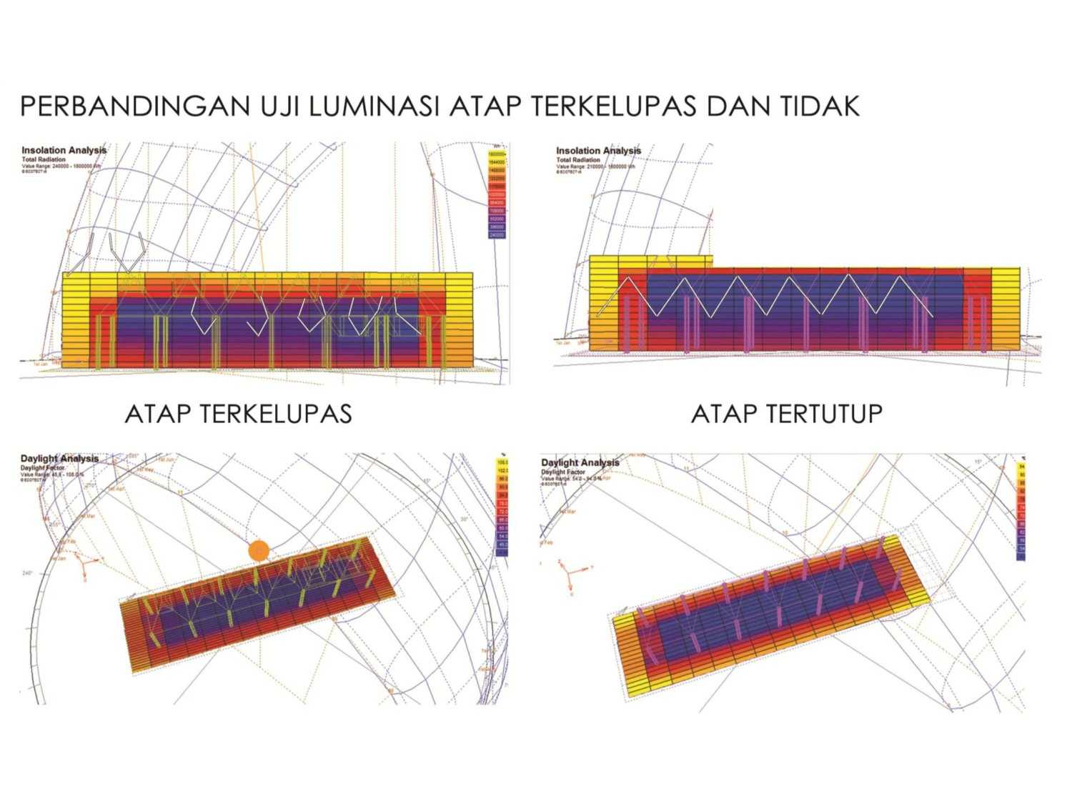Monokroma Architect Mali Alor Airport  Alor, Ntt Alor, Ntt 11-Thermal-Analysis Kontemporer 14822