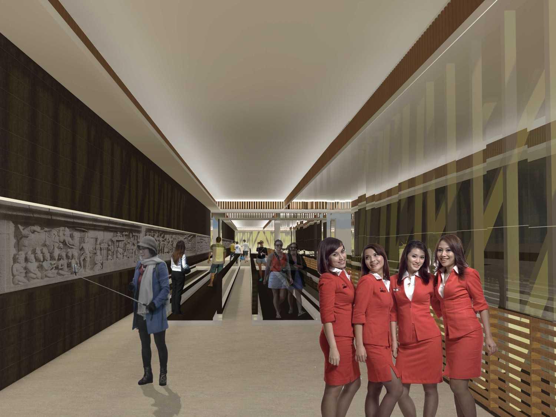 Monokroma Architect Adisutjipto Airport Terminal Connector Jogjakarta Jogjakarta 15-Interior Modern 15043
