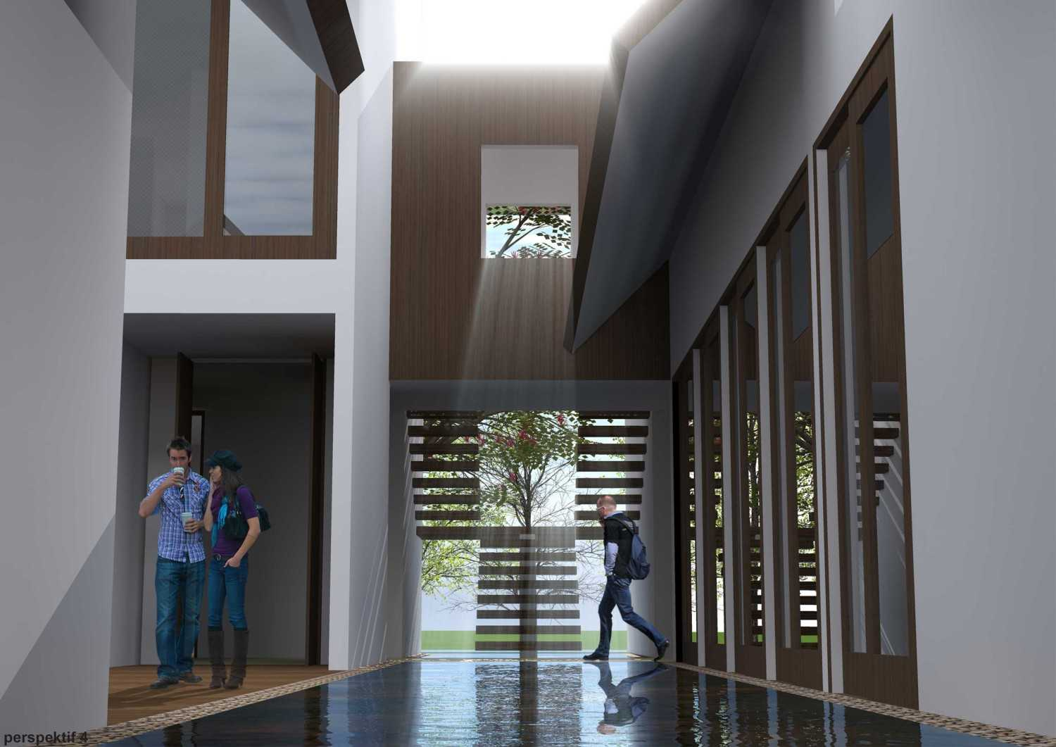 Monokroma Architect Puri Indah House Jakarta Jakarta 6-Draft-1-Inner-Pool  15132