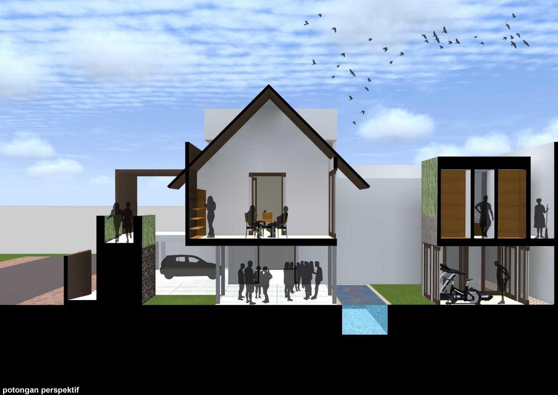Monokroma Architect Puri Indah House Jakarta Jakarta 13-Draft-2-Section  15139