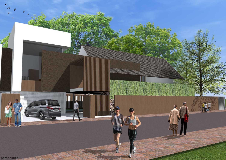 Monokroma Architect Puri Indah House Jakarta Jakarta 14-Draft-2-Perspective  15140