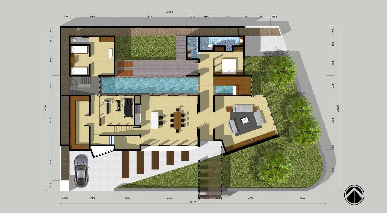 Monokroma Architect Puri Indah House Jakarta Jakarta 23-Final-Mezanine  15149