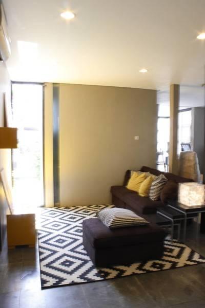 Monokroma Architect Cijantung House Jakarta Jakarta Living Room  425