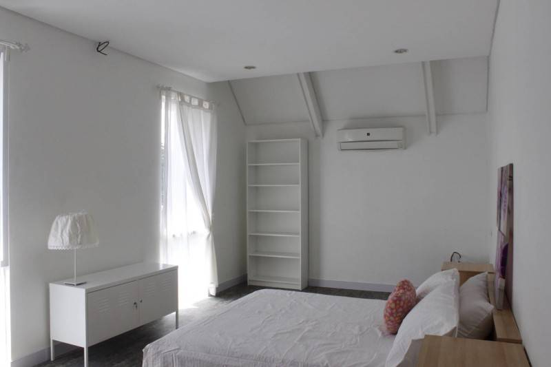 Monokroma Architect Cijantung House Jakarta Jakarta Bedroom  429