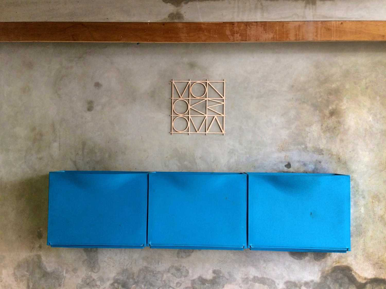 Monokroma Architect Monokroma Architect Office Lippo Karawaci Lippo Karawaci 4-Shoe-Rack Modern 23585