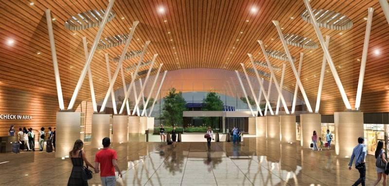 Monokroma Architect Ternate Airport Ternate Ternate Airport Modern 485