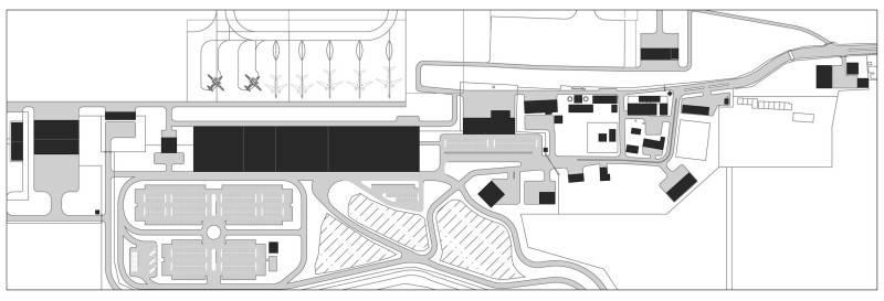 Monokroma Architect Labuan Bajo Airport Labuan Bajo Labuan Bajo Masterplan Modern 502