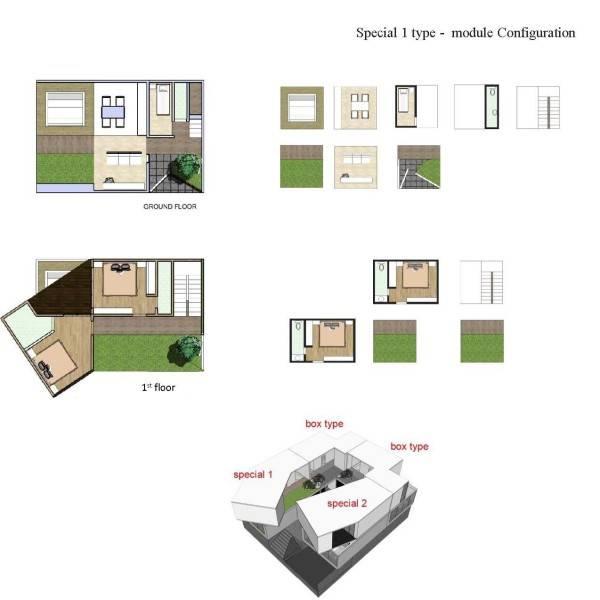 Monokroma Architect Villa Kabe-Kabe Jimbaran, Bali Jimbaran, Bali Masterplan  510