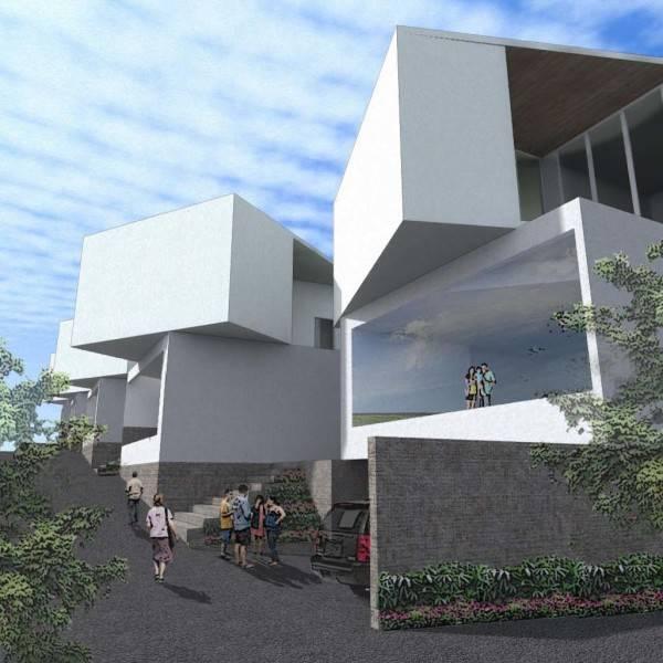 Monokroma Architect Villa Kabe-Kabe Jimbaran, Bali Jimbaran, Bali Facade  511