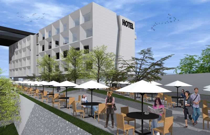 Monokroma Architect Pfn Movie Complex Jakarta Jakarta Hotel Modern 524