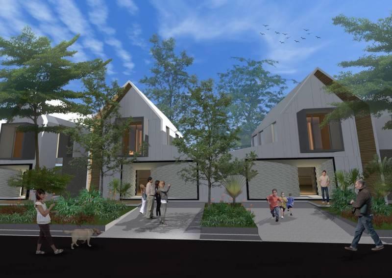 Monokroma Architect Banjarbaru Residence Indonesia Indonesia 2B Kontemporer 567