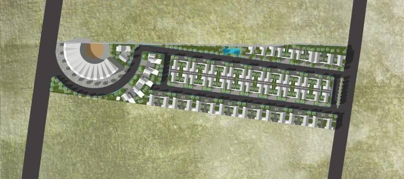 Monokroma Architect Banjarbaru Residence Indonesia Indonesia Draft3Editmasterplan1 Modern 569