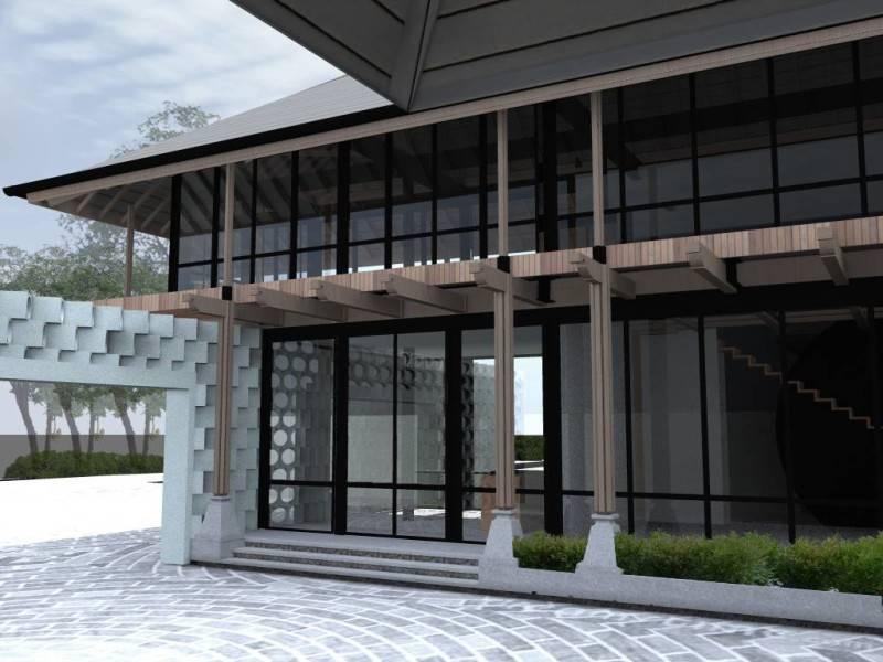 Monokroma Architect Alun Alun Jimbaran Jimbaran, Bali Jimbaran, Bali Scene-3 Industrial 581