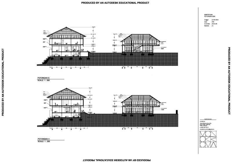 Monokroma Architect Saka Agung Abadi Indonesia Indonesia Concept Modern 5241
