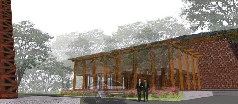 Monokroma Architect Saka Agung Abadi Indonesia Indonesia Facade Modern 604