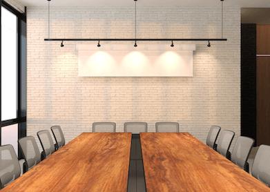Monokroma Architect Saka Agung Abadi Indonesia Indonesia Meeting Room Modern 607