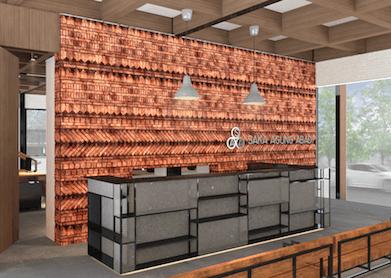 Monokroma Architect Saka Agung Abadi Indonesia Indonesia Reception Area Modern 608