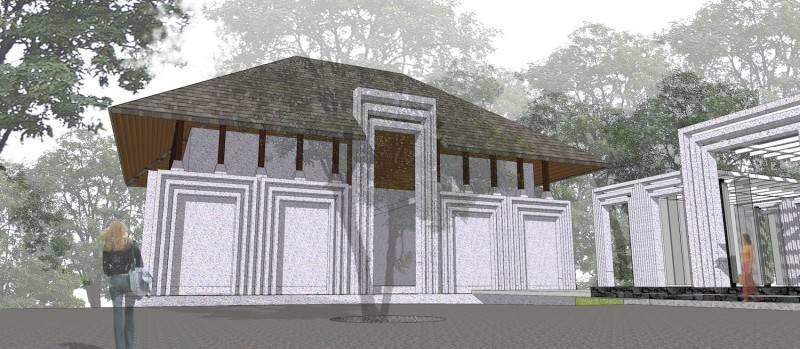 Monokroma Architect Saka Agung Abadi Indonesia Indonesia Facade Modern 613