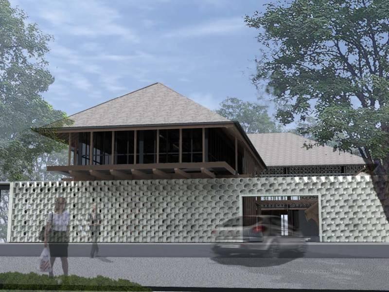 Monokroma Architect Saka Agung Abadi Indonesia Indonesia Saka Office Modern 615