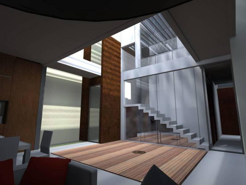 Monokroma Architect Saka Agung Abadi Indonesia Indonesia Stairs Modern 616