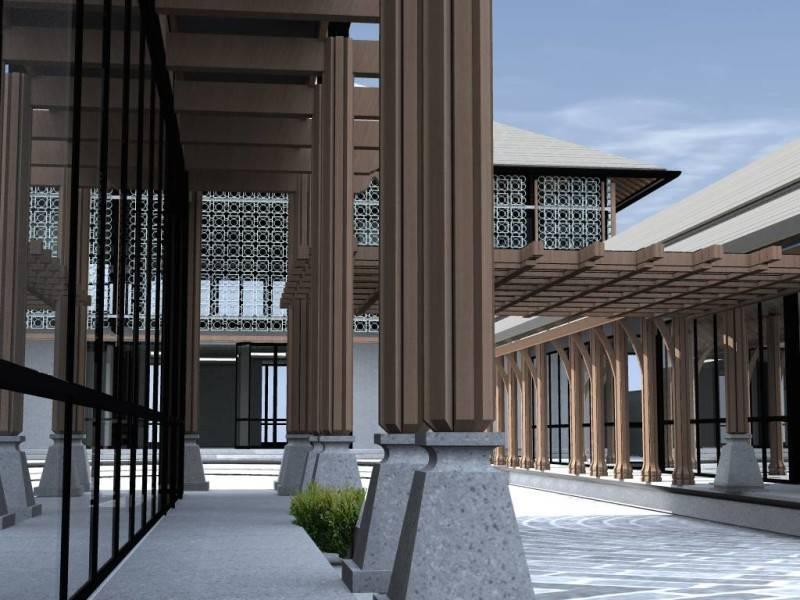 Monokroma Architect Saka Agung Abadi Indonesia Indonesia Exterior Modern 619